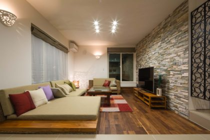 Modern Resort.