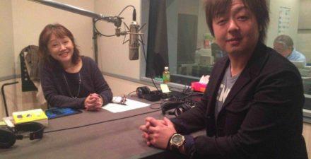 【出演情報】明日12/11 9:30~ FM FUJI 「井形慶子のウィークエンドトーク」