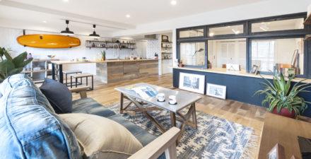 Dolive WTW 導入。もっともっと求めやすい価格で、おしゃれな暮らし、新築住宅を新建築ブランド アンジャリゾート「リゾートスタイル工務店」が実現。