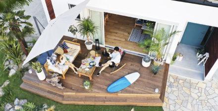 遂に新商品リリース! BEACH STYLE  HOUSE(ビーチスタイルハウス・リゾート住宅)